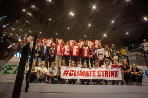 Climate Strike at COP24